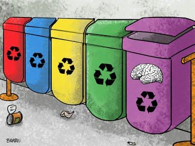 Brain-recycling