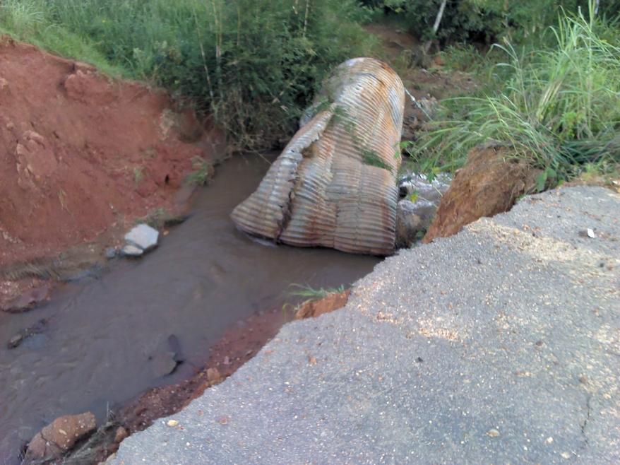 Córrego Saco Feio - Aparecida de Goiânia