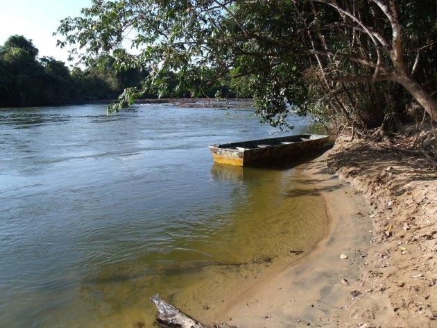 Rio Meia Ponte