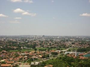 Córregos e rios de Goiânia e região metropolitana