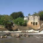 50 tons de sujeira – Rio Meia Ponte