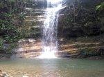 Cachoeira Cristal e suas águas geladas - Serra das Areias