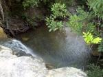 Cachoeira Cristal vista de cima