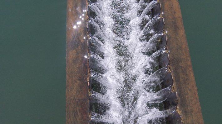 Tratamento de água em fotos. Como funciona umaETA?