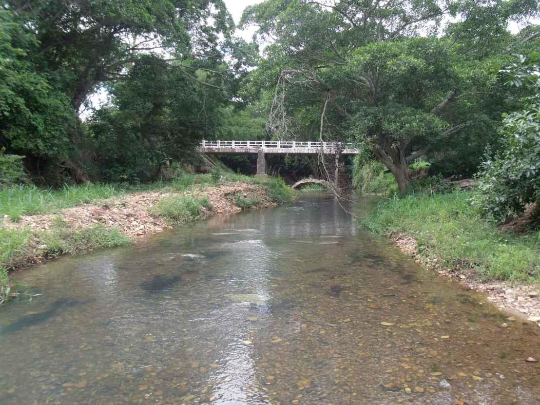 Você conhece o rio Santa Maria emGoiás?