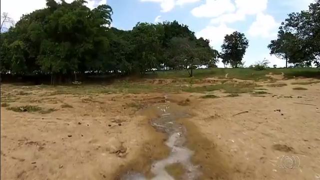 Nascentes do Ribeirão Anicuns estão ameaçadas, emGoiás