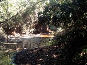 Córrego Caldas