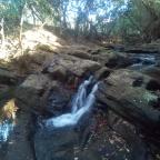 Um pequeno e deplorável retrato dos cursos d'água de Caldas Novas