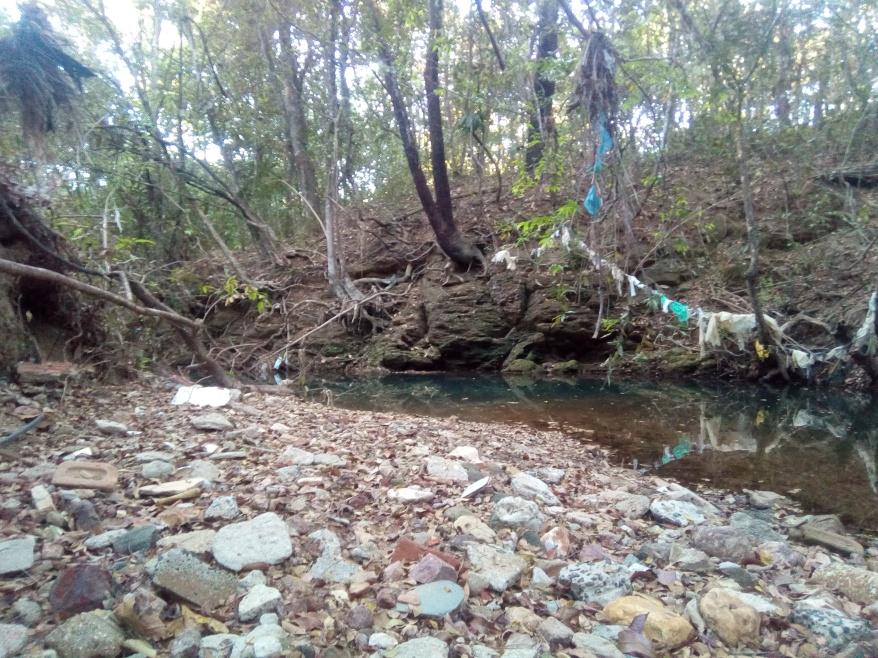 Córrego Saia Velha