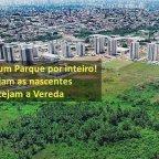 Goiânia precisa de você! Projeto de parque da prefeitura irá causar dano ambiental
